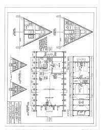 small cabin floor plans free free a frame cabin plans blueprints construction documents sds