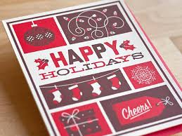 best 25 happy holidays cards ideas on happy holidays