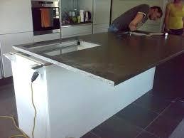 r駸ine plan de travail cuisine table travail cuisine revetement plan de travail cuisine globrco