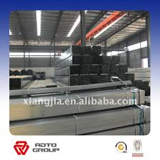 steel ornamental rectangular pipe steel ornamental rectangular