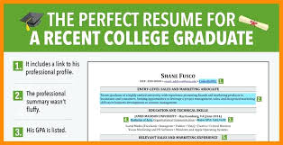 resume for recent college graduate template recent college graduate resume u2013 heroesofthreekingdomsservers info