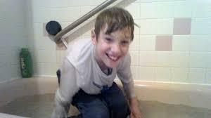 Challenge Bathtub I Got In A Bathtub With My Clothes On Challenge
