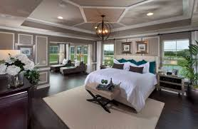 huge master bedroom with separate sitting area for reading and