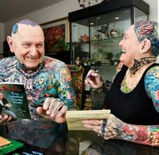 tattooed old people