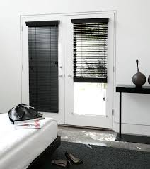 Window Treatment For French Doors Bedroom 55 Best Blinds Images On Pinterest Window Treatments Wood