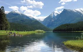 Montana scenery images 50 wild places mission falls reservoir offer stunning scenery jpg