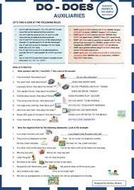auxiliary verbs must or mustn u0027t esl exercise worksheet esl