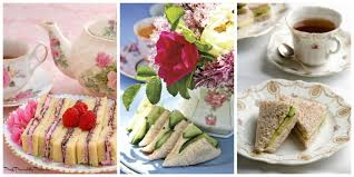 tea party sandwich recipes finger sandwiches perfect for