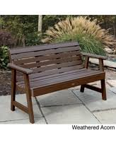 Wood Outdoor Bench Ready For A Shocking Deal Outdoor U0026 Patio Benches Sales U0026 Deals