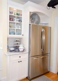 kitchen style cottage kitchen design white kitchen glass cabinet cottage kitchen design white kitchen glass cabinet door stainless steel surface refrigerator