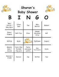 photo baby shower games questionnaire image
