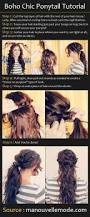 15 hair hacks u0026 tutorials on ponytail hairstyle ideas gurl com