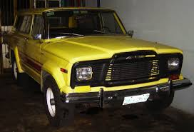 jeep cherokee yellow jonroxas78112 1980 jeep cherokee specs photos modification info