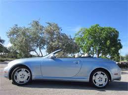 lexus for sale florida 2004 lexus sc430 for sale classiccars com cc 995886