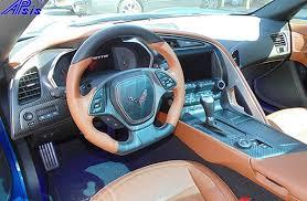 Custom Corvette Interior Apsis Spices Up C7 Interior Corvetteforum