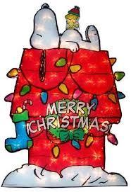 snoopy christmas dog house vibrant creative snoopy christmas lights doghouse mailbox string