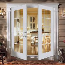 15 light french door french patio doors with dog door patio designs