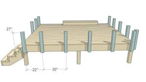 Bench Supports Remodelaholic How To Build Space Saving Deck Benches For A Small