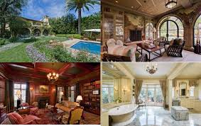 Celebrity Homes In Beverly Hills by 30 Most Jaw Dropping And Expensive Celebrity Homes You U0027ve Ever Seen