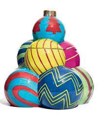 neiman ornament tree cookie jar