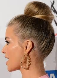 Tattoo Ideas For Behind Ear Ear Amp Behind The Ear Tattoo Ideas Photos Tattoomagz