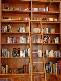 home library design books in your decor modern books on home