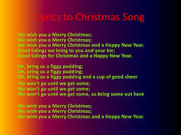 song lyrics merry everyone new year info 2018