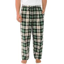 s flannel pajama cotton pj bottoms rossa