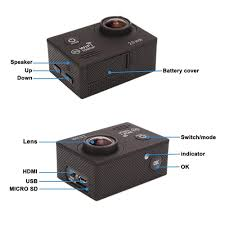 action camera black friday oem black friday promotion gift be unique 1080p night vision