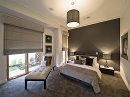 terrific bedroom decoration ideas with pale brown finest material