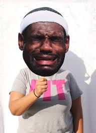 Lebron James Crying Meme - crying lebron james big face cutout lebron james meme photo