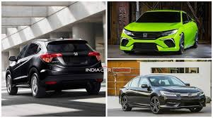honda cars to be launched in india advanced automobiles