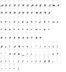 magneto bold truetype font