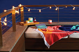 leo u0026 bella sunnylife outdoor patio string festoon lights white