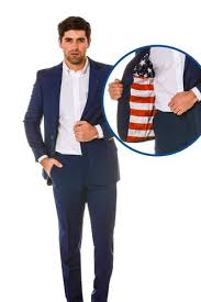80s Prom Men Shinesty Party Suits Crazy Hilarious Printed Suits