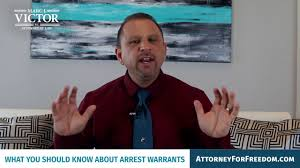 what you should know about arrest warrants youtube