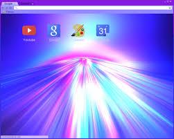 google themes lights abstract lights chrome theme themebeta