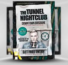 30 awesome free flyer design templates