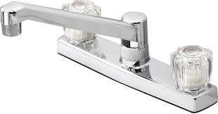 chrome kitchen faucets mainstays psf0118 maintstays chrome kitchen faucet silver psf0118