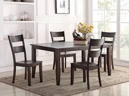 steinhafels 7 pc dining set