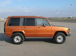 1988 isuzu trooper pictures 2300cc gasoline manual for sale