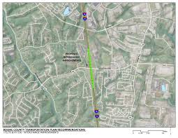 Ky Road Map Ky 536 Mount Zion Road Interchange Modification Boone County