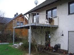 balkon stahlkonstruktion preis stahlbalkonanlagen metall enorm in form trier