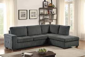 amazon com homelegance sectional sofa full size sleeper w chaise