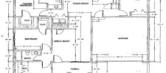 Typical House Floor Plan Dimensions Brilliant Floor Plan Of A House With Dimensions Plans 1000 Square