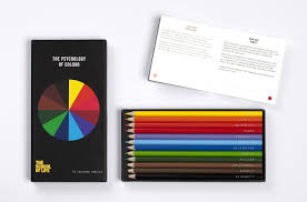 Dark Colors Names Psychology Of Color Pencils Name Hues After Moods Psfk