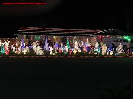Fantasy Of Lights Los Gatos Best Christmas Lights And Holiday Displays In Redding Shasta County
