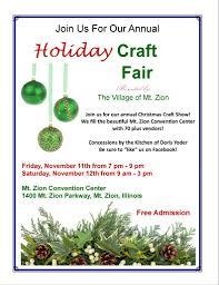 mt zion christmas craft show mt zion convention center