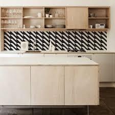 backsplash for the kitchen the instant backsplash waterproof wallpaper from the netherlands