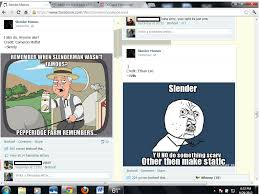 Slender Man Memes - saw the recent post about the fb group slender memes and decided